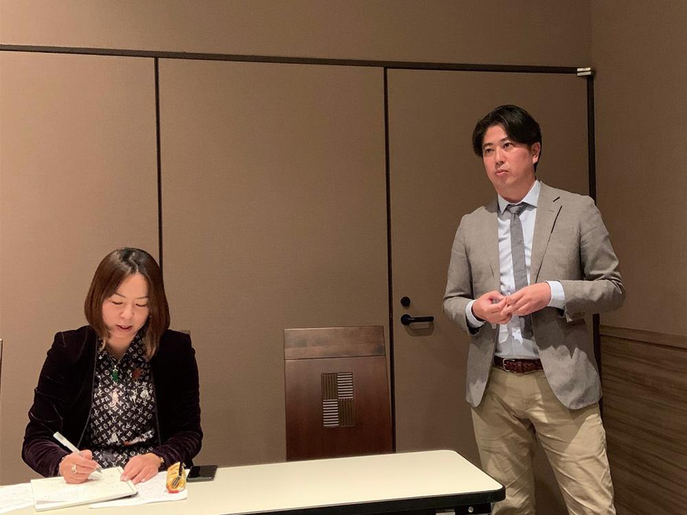 信州大学の丸橋昌太郎先生