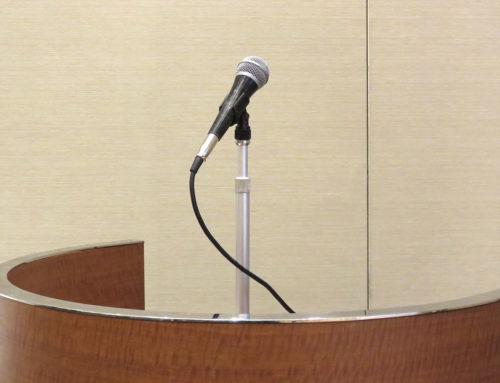 令和3年軽井沢町議会3月定例会が終了しました